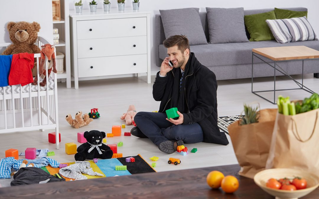 Prodloužení otcovské dovolené